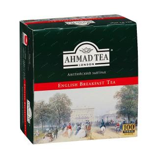 Чай Ахмад Англ. завтрак 100 пак.