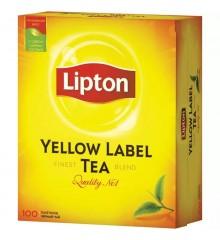 Чай Липтон 100 пак.