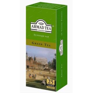 Чай Ахмад Зеленый 25 пак.