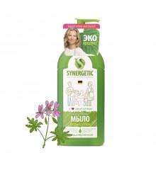 SYNERGETIC жидкое мыло «Луговые травы» 500мл