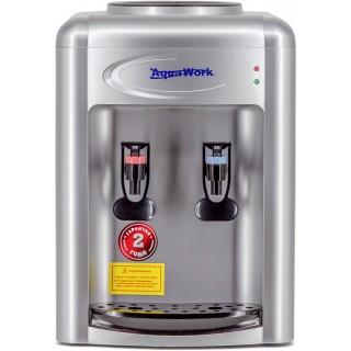 Настольный кулер с нагревом Aqua Work 0.7-TKR