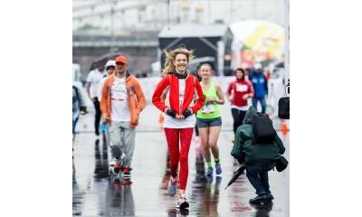 """АкваВива - водный партнер благотворительного забега """"Зеленый марафон"""""""
